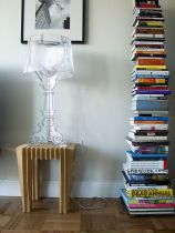 Lampe Bourgie - Kartell - Cristal