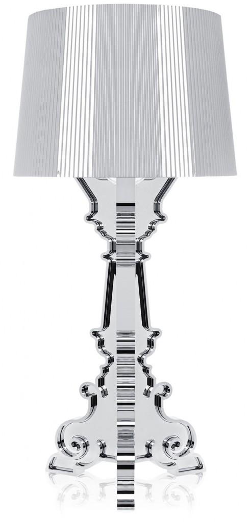 LAMPE BOURGIE METALLISE KARTELL