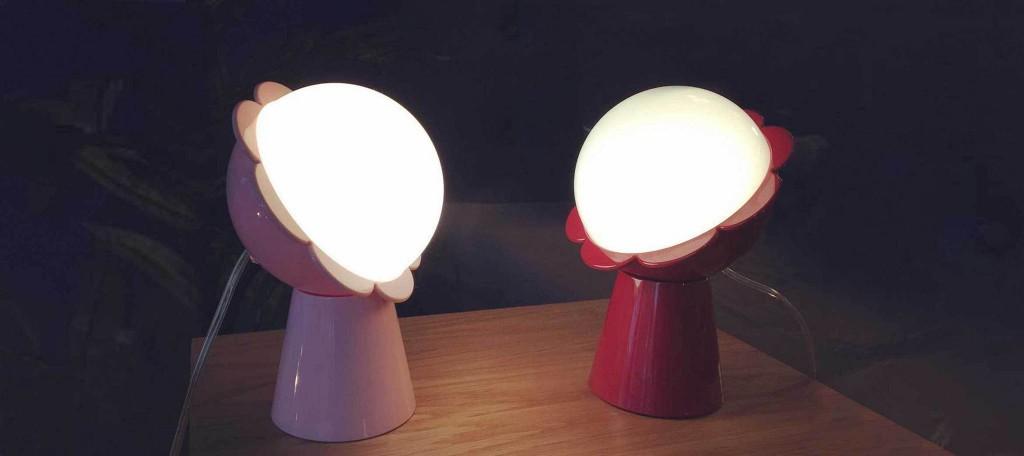 Lampe Daisy - Qeeboo