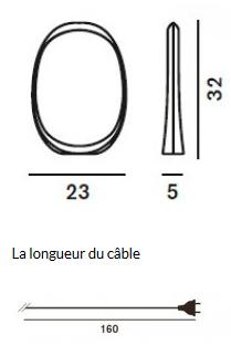 LAMPE DE TABLE ANISHA PICCOLA