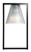 LAMPE DE TABLE LIGHT AIR CISELEE - Ambre