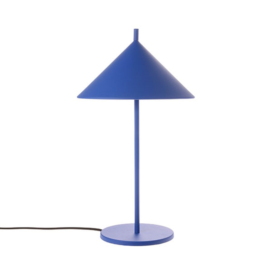 Lampe Triangle - Hk Living - Bleu