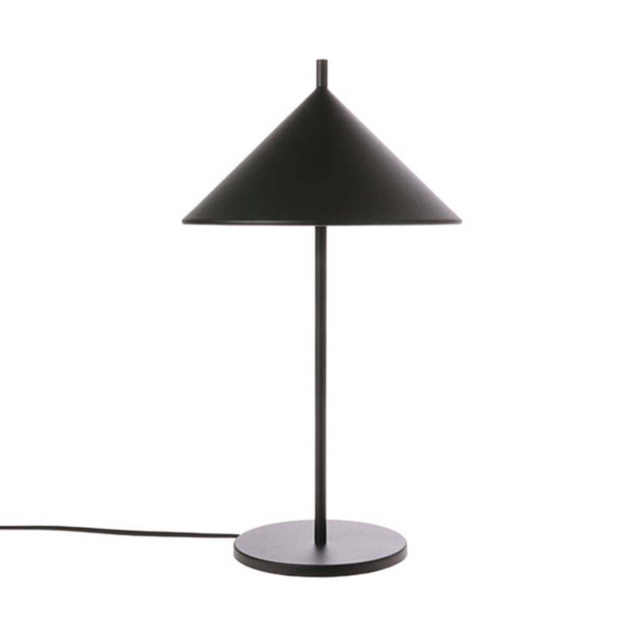 Lampe Triangle - Hk Living - Noir