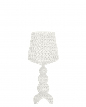 Lampe de table Mini Kabuki - Kartell - Blanc