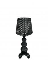 Lampe de table Mini Kabuki - Kartell - Noir