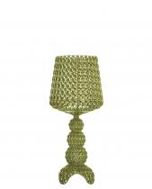 Lampe de table Mini Kabuki - Kartell - Vert