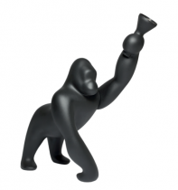 Lampe de table Kong - Qeeboo - Noir