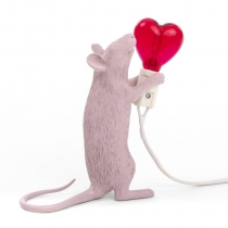 Lampe Mouse debout - Seletti