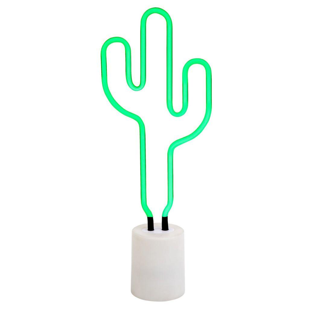 LAMPE NEON SUNNYLIFE - Cactus