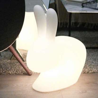 Lampe rechargeable Bébé Lapin - Qeeboo