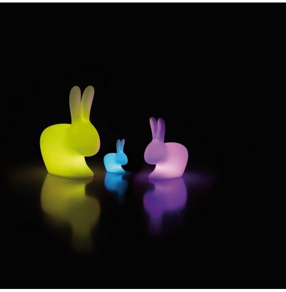 Lampe rechargeable Lapin nain - Qeeboo
