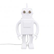 Lampe Robot en porcelaine - Seletti