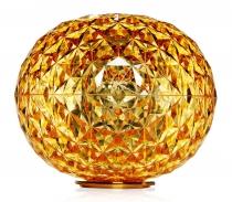 LAMPE SANS PIED PLANET - Cristal