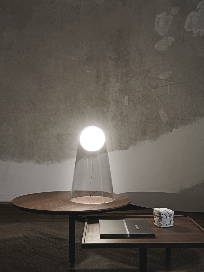 LAMPE SATELLIGHT
