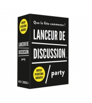 Lanceur de discussion - Party - Hygge Games