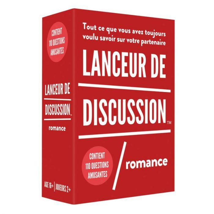 Lanceur de discussion - Romance - Hygge games