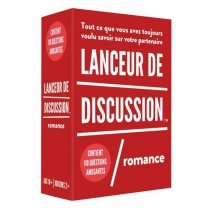Lanceur de discussion - Romance - Hygge games