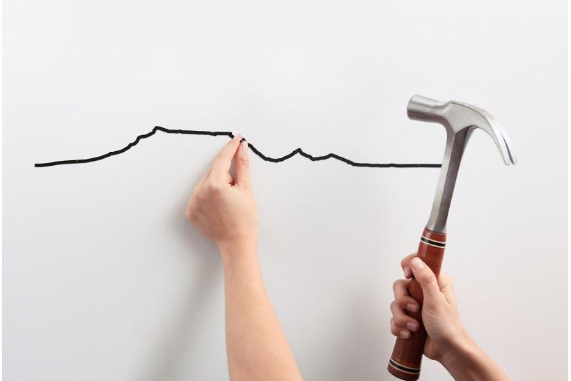 Frise décorative Montain - theLine