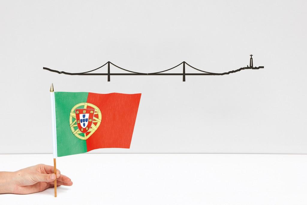 Frise décorative Lisbonne - theLine