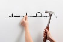 Frise décorative Londre - theLine