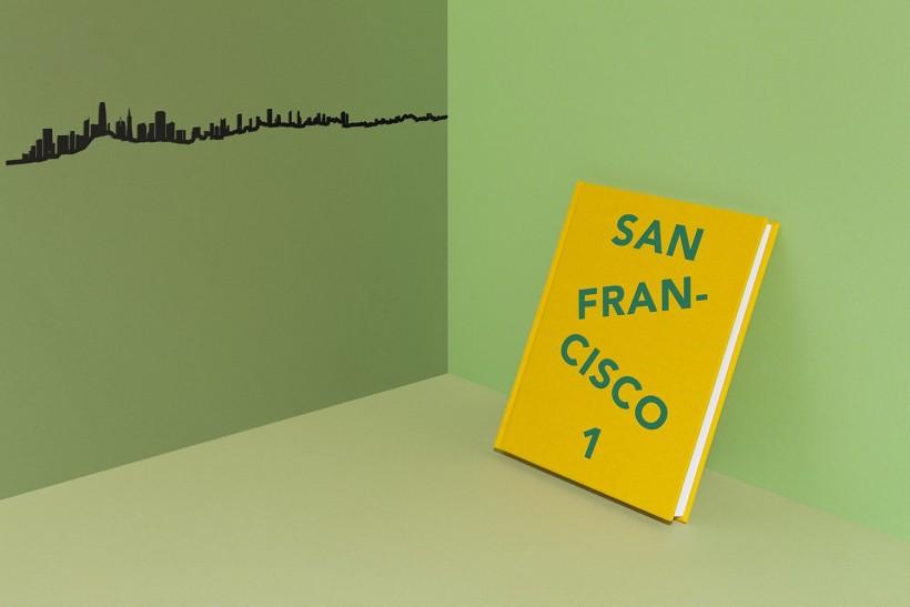 Frise décorative San Francisco 1 - theLine