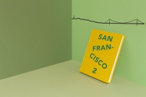Frise décorative San Francisco 2 - theLine