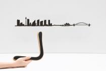 Frise décorative Sydney - theLine