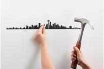 Frise décorative Seattle - theLine