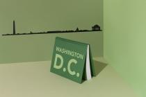 Frise décorative Washington DC - theLine