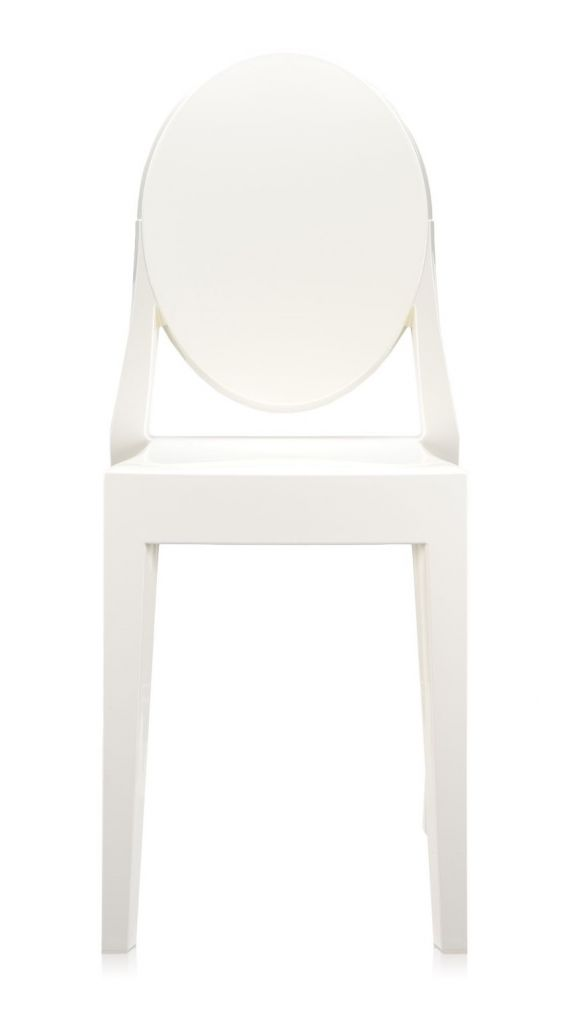 LOT DE 2 CHAISES VICTORIA GHOST KARTELL