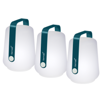 Lot de 3 lampes rechargeables Balad H12 - Fermob