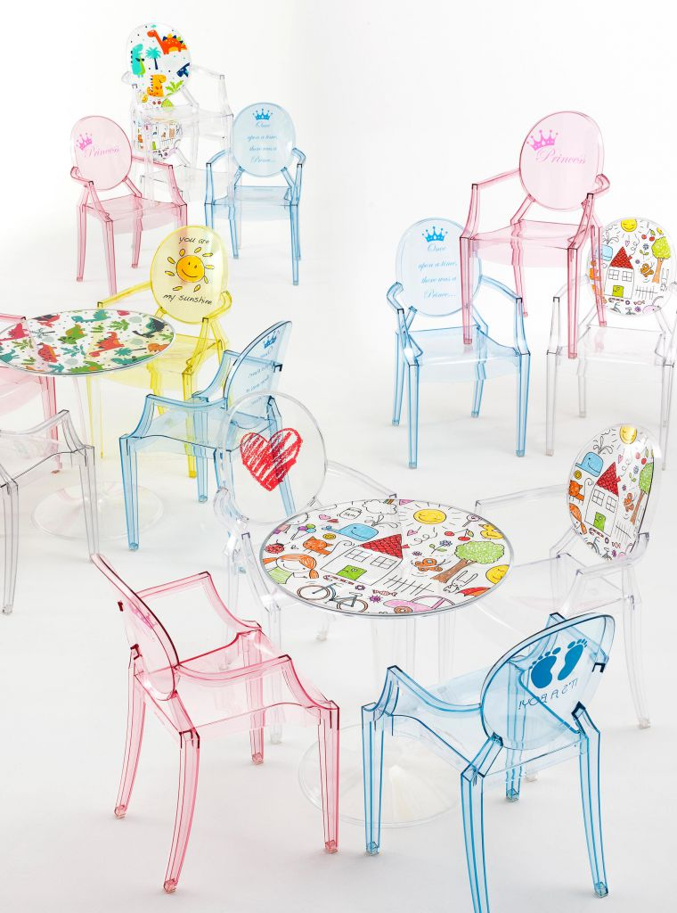LOULOU GHOST SPECIAL EDITION KARTELL