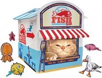Maison de jeu pour chat - SUCK UK