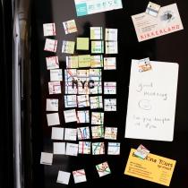 Map magnets NYC - KIKKERLAND