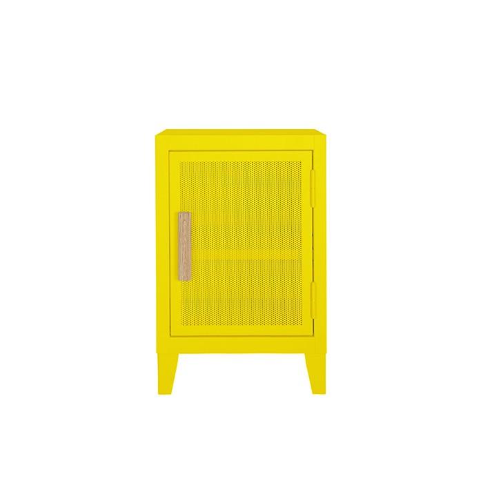 Meuble B1 H64 Slim Perforé - Texturé -Tolix