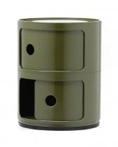 Componibili - 2 eléments - Kartell - Vert
