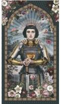 Mini Tenture Jeanne d\'Arc 70 x 125 cm - La ligne 29