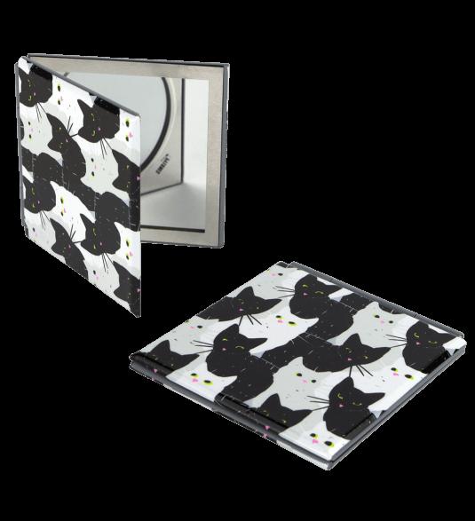 Miroir de poche Mimi - Pylones