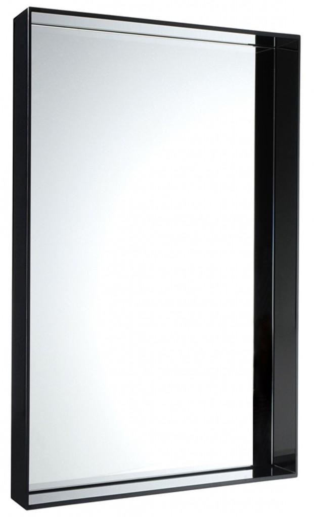 MIROIR ONLY ME 180X80 cm - Noir brillant