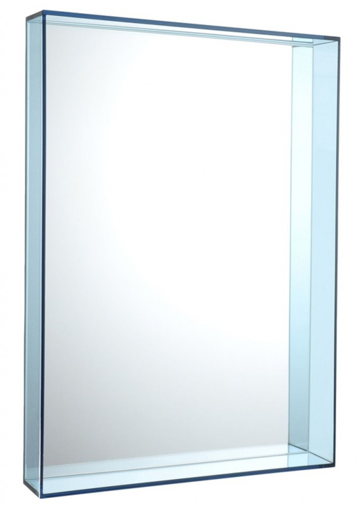 Miroir only me kartell 70x50 cm for Miroir 140 x 70