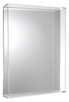 MIROIR ONLY ME 70X50 cm - Cristal