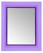 Miroir Francois Ghost small - Kartell - Violet