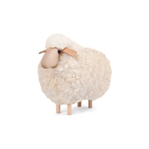 "MOUTON BLANC ""SHEEP\"" - Tete droite"