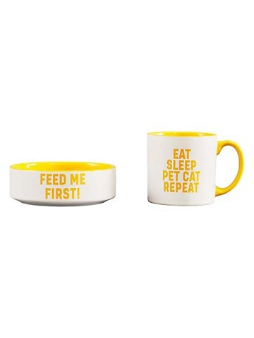 Mug et bol pour chat - Wild+Wolf