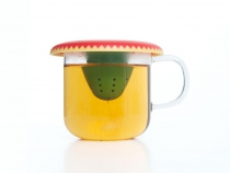 Mug et infuseur de thé - Bitten