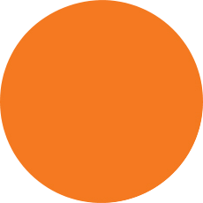 Orange potiron