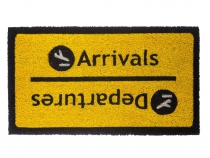 Paillasson Arrivals/Departures - Fisura