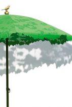PARASOL SHADYLACE Diam. 245 cm  - Vert