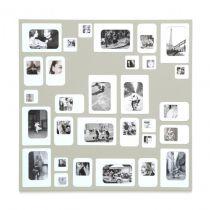 PELE MELE M30 - Mastic & blanc