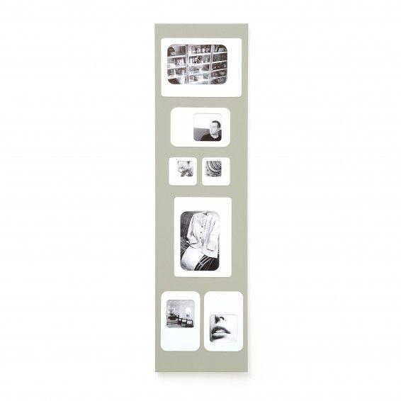 PELE MELE M7 - Mastic & blanc
